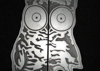 Custom Owl Pull